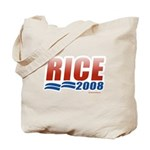 Rice 2008 Tote Bag