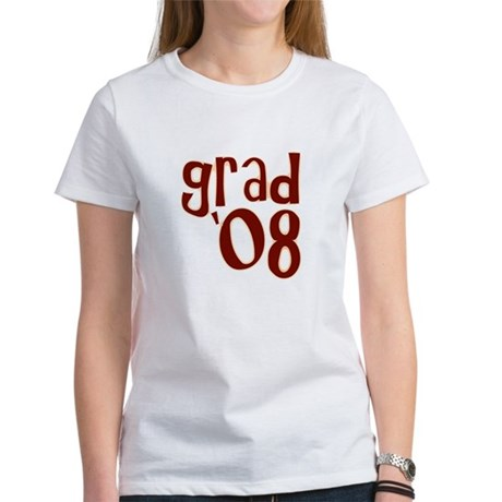 Grad 08 - Brown - Women's T-Shirt
