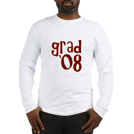 Grad 08 - Brown - Long Sleeve T-Shirt