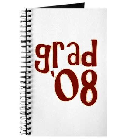 Grad 08 - Brown - Journal