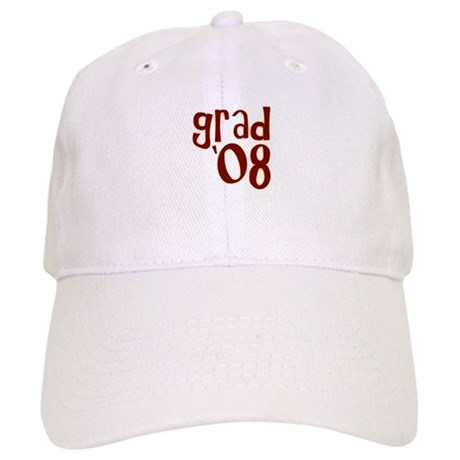 Grad 08 - Brown - Cap