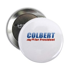 "Colbert for President 2.25"" Button"