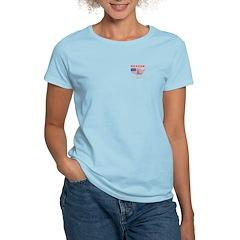 2008 Election Candidates Women's Light T-Shirt