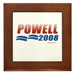 2008 Election Candidates Framed Tile