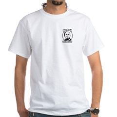 Dubya is my homeboy White T-Shirt