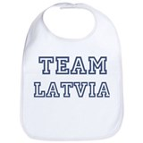 Team Latvia Bib