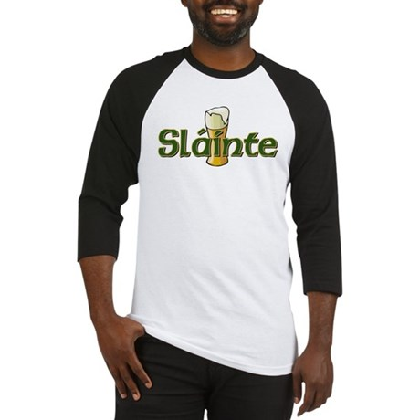 Slainte Baseball Jersey