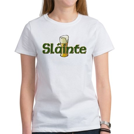 Slainte Women's T-Shirt