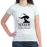 yeehaw Jr. Ringer T-Shirt