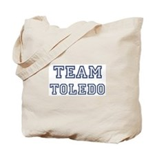 Team Toledo Tote Bag