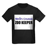 Worlds Greatest ZOO KEEPER T