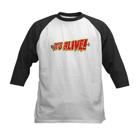 It's Alive! Kids Baseball Jersey