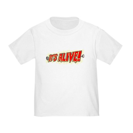 It's Alive! Toddler T-Shirt