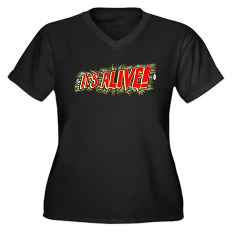 It's Alive! Plus Size V-Neck Shirt