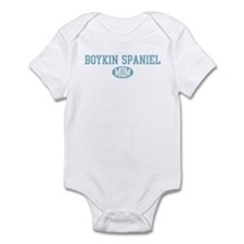 Boykin Spaniel mom Infant Bodysuit