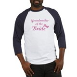 Grandmother of the Bride Baseball Jersey