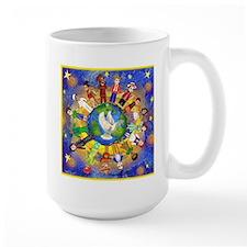 World Children Peace Mug
