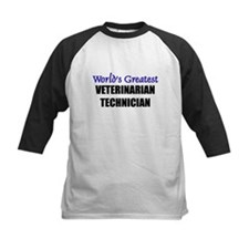 Worlds Greatest VETERINARIAN TECHNICIAN Tee