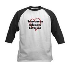 Loves me: Columbus Tee