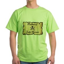 Unique Lake norman T-Shirt