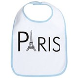 Paris Only Bib