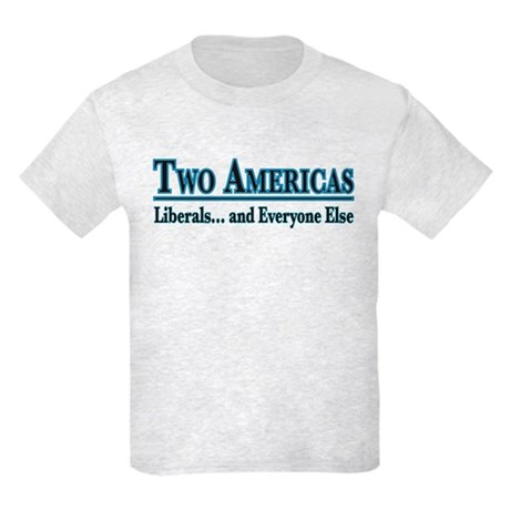 Two Americas Kids Light T-Shirt