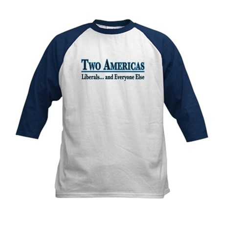 Two Americas Kids Baseball Jersey