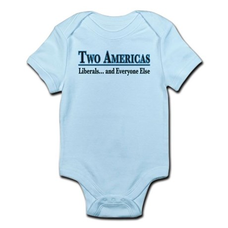 Two Americas Infant Bodysuit