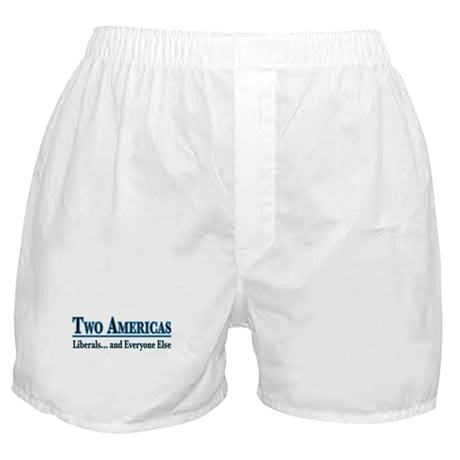 Two Americas Boxer Shorts