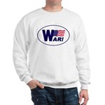 W-AR! Sweatshirt