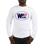 W-AR! Long Sleeve T-Shirt