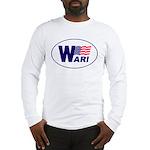 W-AR! Long Sleeve T-Shirt
