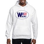W-AR! Hooded Sweatshirt