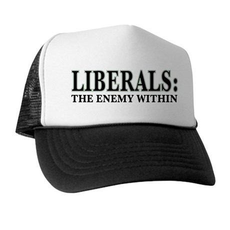 Liberals Trucker Hat