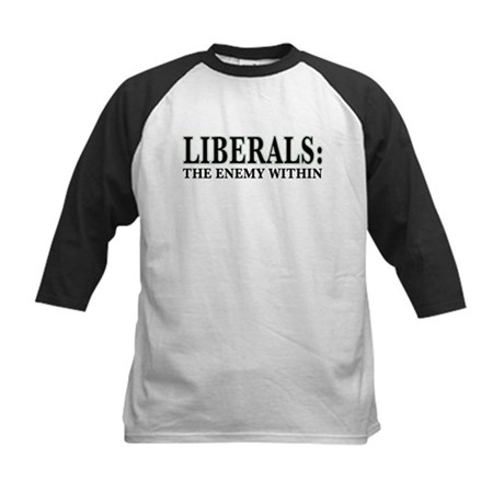 Liberals Kids Baseball Jersey