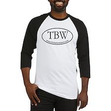 TBW Oval Baseball Jersey