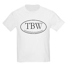 TBW Oval Kids Light T-Shirt
