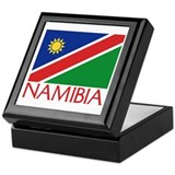 Namibia Keepsake Box