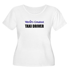 Worlds Greatest TAXI DRIVER T-Shirt