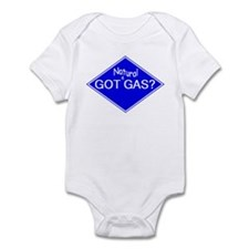 Cool Compressed natural gas Infant Bodysuit