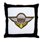 Cambodian Parawings Throw Pillow
