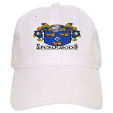 Ferguson Coat of Arms Baseball Baseball Cap (2 Colors)