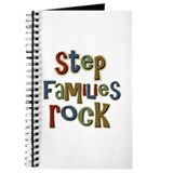 Stepfamilies Rock Step Family Day Journal