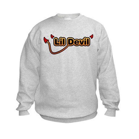 Little Devil Kids Sweatshirt