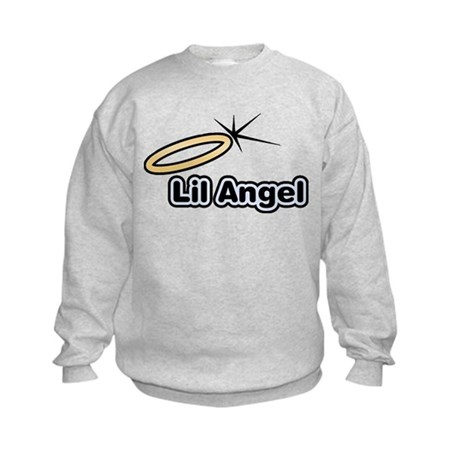 Little Angel Kids Sweatshirt