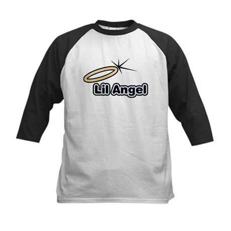 Little Angel Kids Baseball Jersey