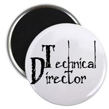 "Technical Director 2.25"" Magnet (10 pack)"