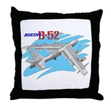 B-52 Throw Pillow