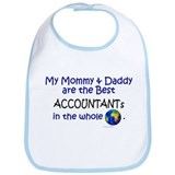 Best Accountants In The World Bib