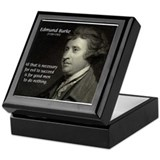 Famous Quotes: Keepsake Box